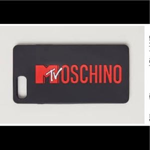 BRAND NEW 6+/7+/8+ IPHONE CASE MOSCHINO BY H&M